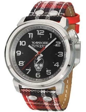 Relógio Masculino Yankee Street Analógico Original Ys38418v