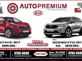 New Sorento 4x2 2.4l At 3 Filas