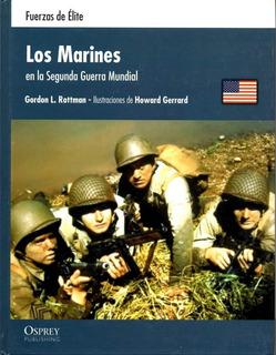Los Marines En La Segunda Guerra Mundial Osprey Tanque Avión