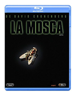 La Mosca David Cronenberg Pelicula Bluray