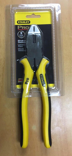 Alicate Electricista Profesional Stanley 84154