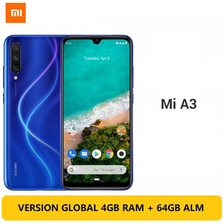 2019 Original Xiaomi Mi A3 4gb 64gb Global