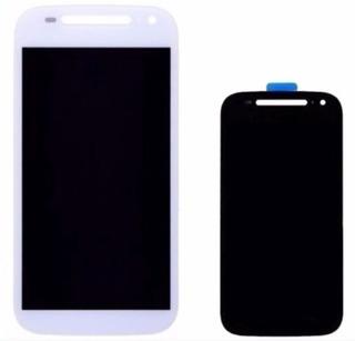 Display Touch Moto E2 Geração Xt1523 Xt1514 Branco / Preto