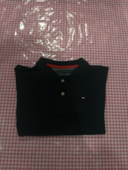 Be Playera Tommy Hilfiger Xl Adolecente N-lacoste Polo