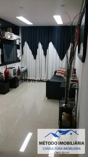Apartamento Para Venda Em Santo André, Vila Valparaiso, 3 Dormitórios, 1 Suíte, 2 Banheiros, 1 Vaga - 11793_1-700100