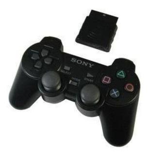 Joystick Ps2 Inalambrico 2.4ghz Rf Gamepad Titan Belgrano