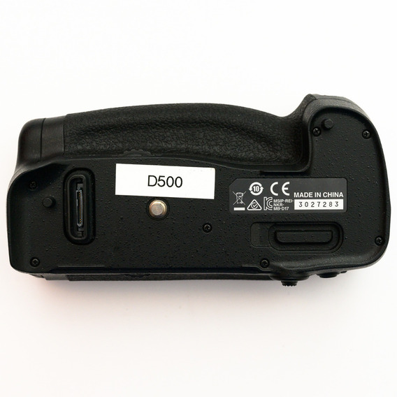 Battery Grip Nikon Mb-d17 Original Para D500