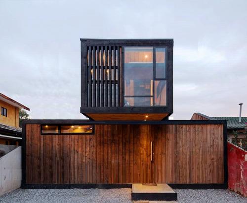Casa Modular - Duplex - Steel Frame