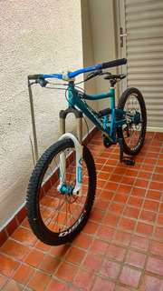 Mountain Bike Downhill Rockrider Fr6 Freeride Dh