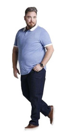 Calça Sarja E Jeans Plus Size Tamanhos Grandes Tradicional
