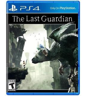 The Last Guardian Ps4 Nuevo Disponible