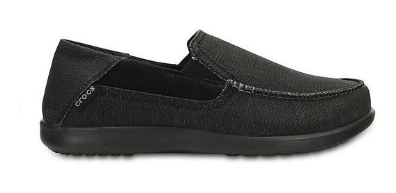 Alpargata Hombre Crocs Tela Goma Confort - Hcal00724