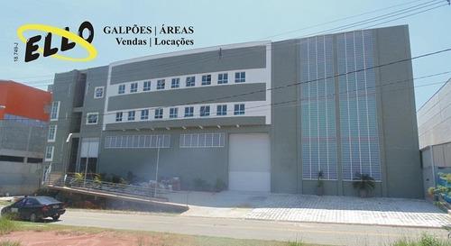 Galpão, 1400 M² - Venda Por R$ 5.200.000,00 Ou Aluguel Por R$ 19.500,00/mês - Centro Empresarial Raposo Tavares - Vargem Grande Paulista/sp - Ga0262