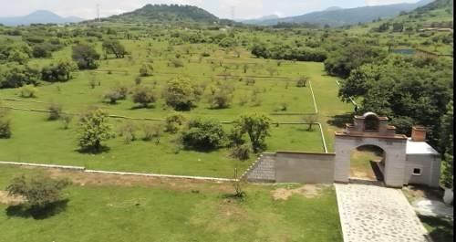 Terrenos En Totolapan, Mor.