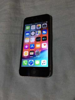 iPhone 5s 16gb + Tela Extra Usada + Capa + Carregador