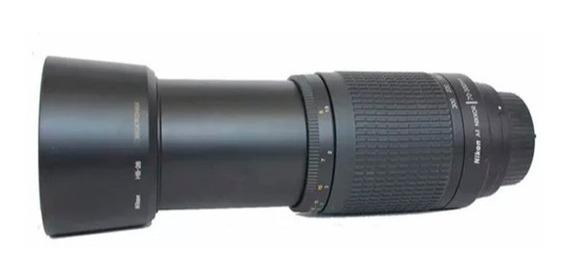 Lente Nikon 70-300mm F/4-5.6g Fx Af