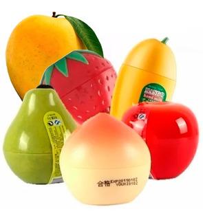 Crema Para Manos Kawaii Frutas Innovador Lote Mayoreo 50 Pz
