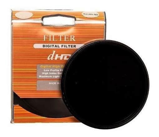 Filtro Nd 2-400 Variável 55mm