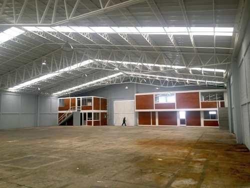 Nave Industrial En Renta Col San Buenaventura, Cerca De Accesos