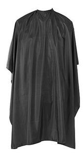 Cosmos Negro Color Impermeable Peluqueria Salon Capa De Capa