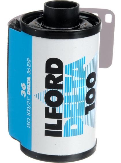 Filme 35mm Ilford Delta 100 Preto E Branco