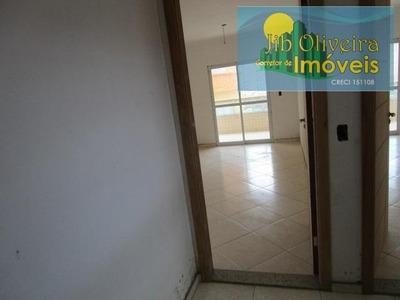 Apartamento Para Venda Em Praia Grande, Vila Tupi, 1 Dormitório, 1 Banheiro, 1 Vaga - Ap0195