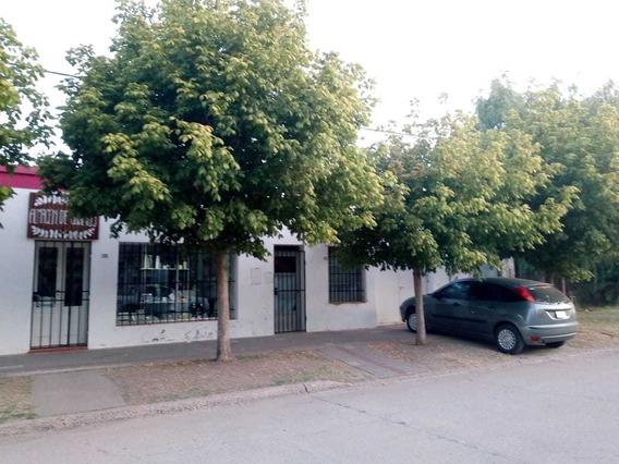 Casa Con Jardín, Locales Y Cochera
