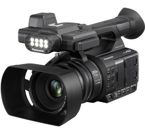Filmadora Panasonic Ag-ac30 - 5 Anos Garantia Brasil Com Nf