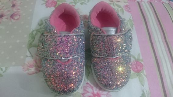 Kit 4 Sapatos Infantil Feminino