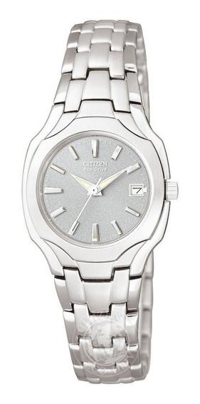 Reloj Citizen Ew1250-54a-56e Plata Dama