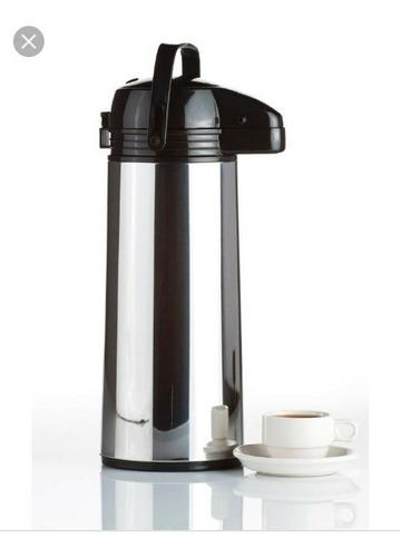 Termo Cromado Acero Inox De 1.9 Lts Para Cafe O Bebidas Cali