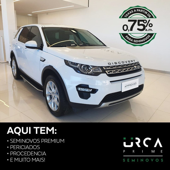 Land Rover Discovery Sport 2.0 16v D240 Biturbo Diesel Hse