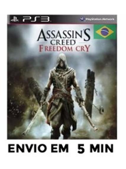 Assassins Creed Freedom Cry Psn Ps3 Envio Na Hora!