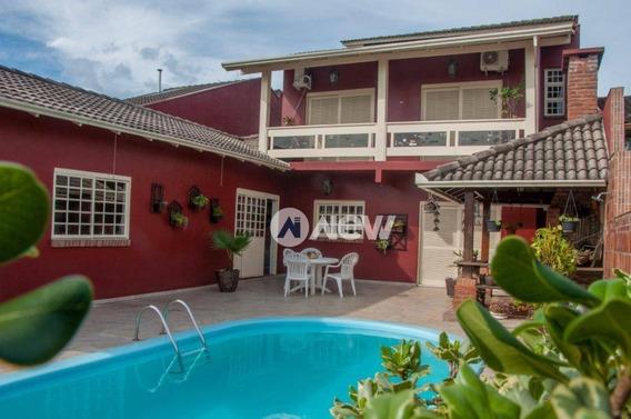 Casa Com 3 Dormitórios À Venda, 230 M² Por R$ 749.900 - Santa Lúcia - Campo Bom/rs - Ca2860