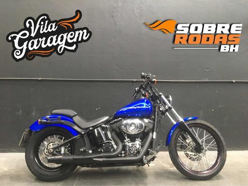 Imagem 1 de 10 de Harley Davidson Fxs Blackline