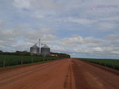 Fazenda Rural À Venda, Paz Do Salobro, Canarana. - Codigo: Fa0079 - Fa0079