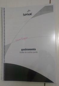 3 Apostilas De Gastronomia
