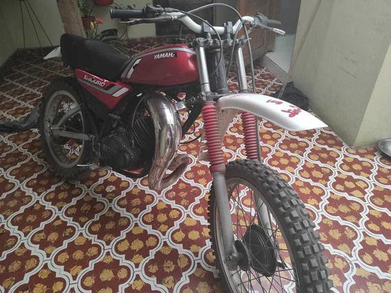 Yamaha Calibmatic 175cc Gris-roja Negociable