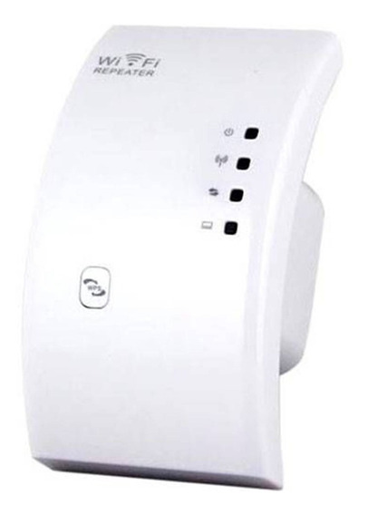 Repetidor De Sinal Wifi Cabo Extensor Wireless Rede Internet