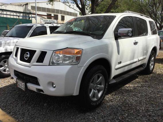 Nissan Armada 5.6 Se Piel Qc 4x4 At 2009