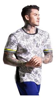 Camiseta Deportiva Inizio Hombre Poliéster Talla S-m-l-xl