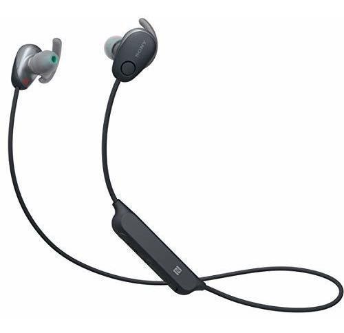 Imagen 1 de 2 de Sony Mdrxb80bs Black Premium Impermeable Bluetooth Inalambri