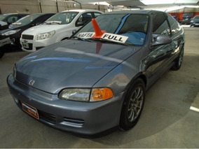 Honda Civic 1.6 Ex Coupe 1995 Financiamos!!!
