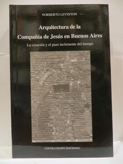 Arquitectura De La Compañía De Jesús En Buenos Aires