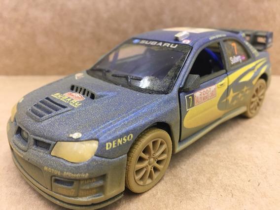 Miniatura Subaru Impreza Suja De Barro