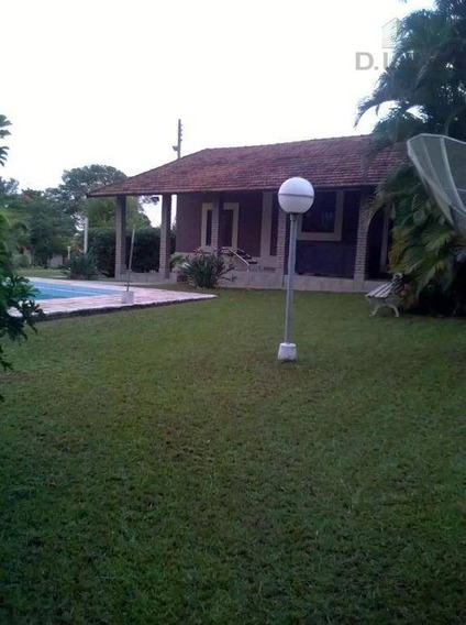 Chácara Residencial À Venda, Chácara Camanducáia, Holambra. - Ch0310