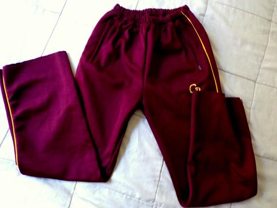 Pantalon Escolar Gimnasia Nuevo , Para 6-8 Años