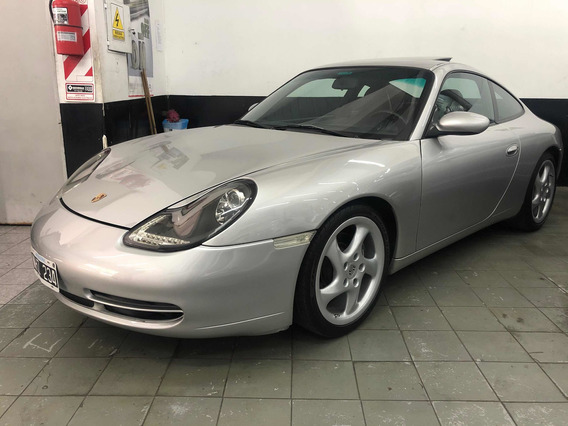 Porsche 911 3.4 Carrera 2 Caja Manual 6ta 1999 Fb1