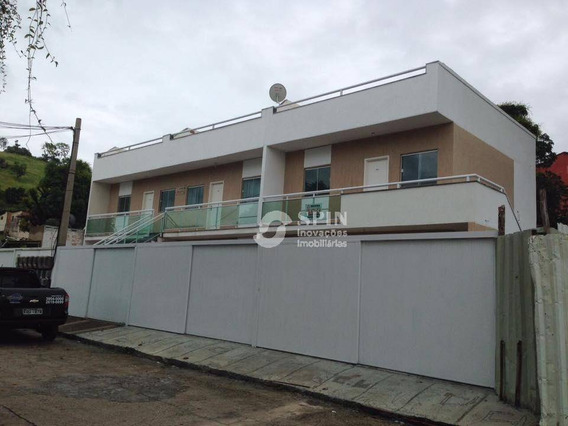 Casa Residencial À Venda, Colubande, São Gonçalo. - Ca0344