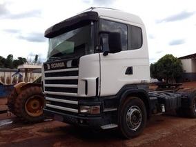 Scania R 124 360 - 6x2 - 2000 - Manual - R$ 110.000,00